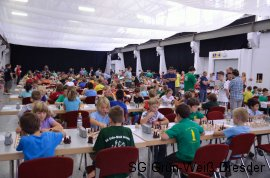 CJO 2013: Ansicht Spielsaal (1)