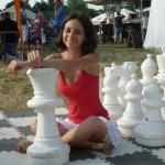 Lena beim WGJ-Fest